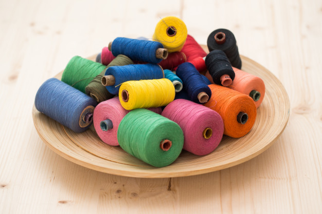 THE HISTORY OF SEWING THREAD